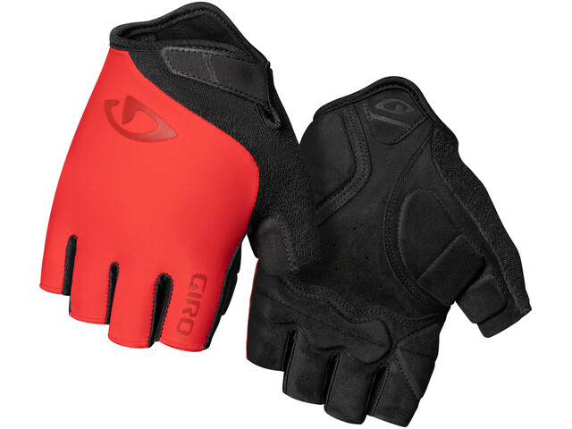 Giro Jag Gloves Men trim red